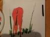 Et le cheval... orange, choix du peintre en herbe