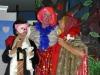 Mrs Piccadilly avec cochon n°3 et le Petit chaperon rouge