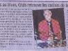 Cruis en Jazz - Article La Provence du 5 août 2011