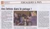 A Cruis : des lettres dans le potage - HPI 30/03/2012