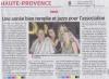 Compte-rendu Assemblée Générale AVEN le 12 janvier 2013 dans La Provence