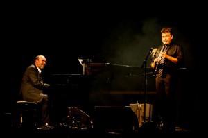 Jerôme Gatius et Alain Barrabès