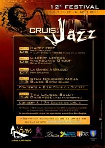 Cruis en Jazz 2011