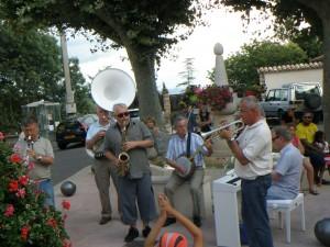 Ouverture du festival par Jazz à Bichon