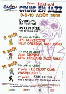 Cruis en Jazz 2008