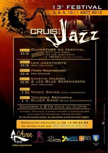 Cruis en Jazz 2012