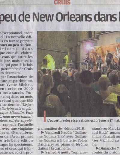 Article-Cruis-en-Jazz_La-Provence-13-mars-2016